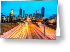Atlanta - Usa Greeting Card