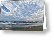 Atlantic Beach Nc Greeting Card