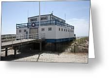 Atlantic City Beach Patrol Greeting Card