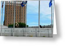 Atlantic City Series -11 Greeting Card