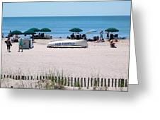 Atlantic City Series -15 Greeting Card