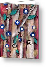 Atzin Tree Greeting Card