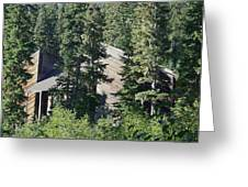 Aubrey Watzek Lodge Greeting Card