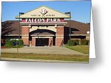Auburn, Ny - Falcon Park Greeting Card