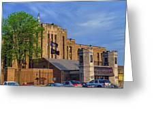Auburn State Prison Greeting Card