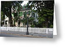 Audubon House Key West Greeting Card