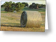August Bales Greeting Card