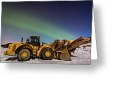 Aurora Machines Greeting Card