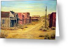 Aurora Nevada Greeting Card