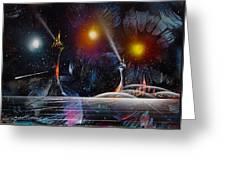Auroras Greeting Card