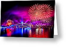Aussie Celebrations Greeting Card