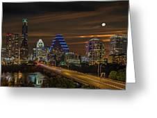 Austin, Texas Greeting Card