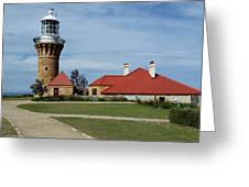 Australia - Barrenjoey Lighthouse Greeting Card
