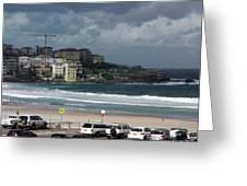 Australia - North Bondi Beach Greeting Card