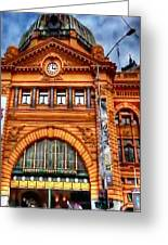 Australia Melbourne Part8b Greeting Card