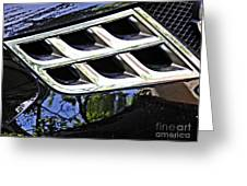 Auto Grill 16 Greeting Card