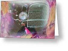Auto Series 1 Greeting Card