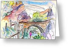 Autol In La Rioja Spain 02 Greeting Card