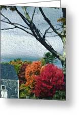 Autumn 1010 Greeting Card