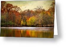 Autumn Arises 2 Greeting Card