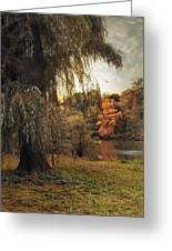 Autumn Awaits Greeting Card