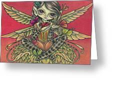Autumn Butterflies Greeting Card
