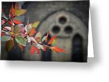 Autumn Colour Greeting Card