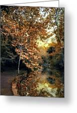 Autumn Enchantment Greeting Card