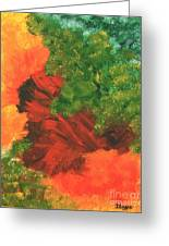 Autumn Equinox Greeting Card