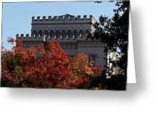 Autumn In Baton Rouge Greeting Card