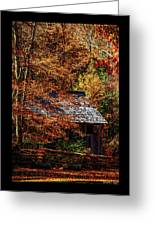 Autumn In Cades Cove Smnp Greeting Card