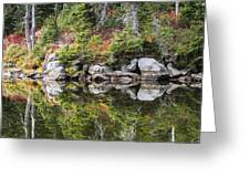 Autumn In Indian Heaven Greeting Card