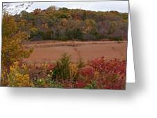 Autumn In Missouri Greeting Card