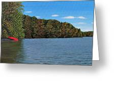 Autumn In Muskoka Greeting Card