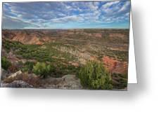 Autumn In Palo Duro Canyon, Texas 1 Greeting Card