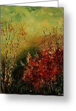 Autumn Lanfscape Greeting Card