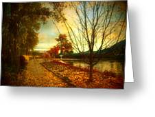 Autumn Magic Greeting Card