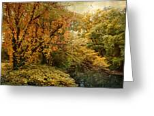 Autumn Palette Greeting Card