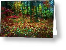 Autumn H5 Greeting Card