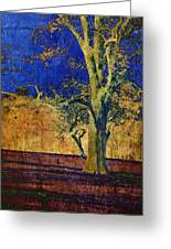 Autumn Pecan Greeting Card