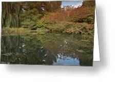 Autumn Reflections Greeting Card