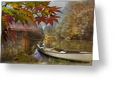 Autumn Souvenirs Greeting Card