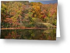 Autumn Tranquility 1 Greeting Card