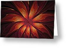 Autumnal Glory Greeting Card