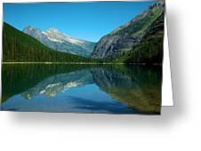 Avalanche Lake Greeting Card