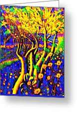 Avatar Forest - Pa Greeting Card