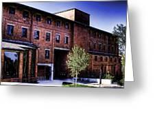 Avery Hall 5a Greeting Card