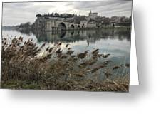 Avignon Greeting Card