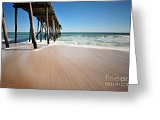 Avon By The Sea Greeting Card