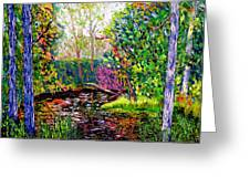 Avon Paint Out Greeting Card